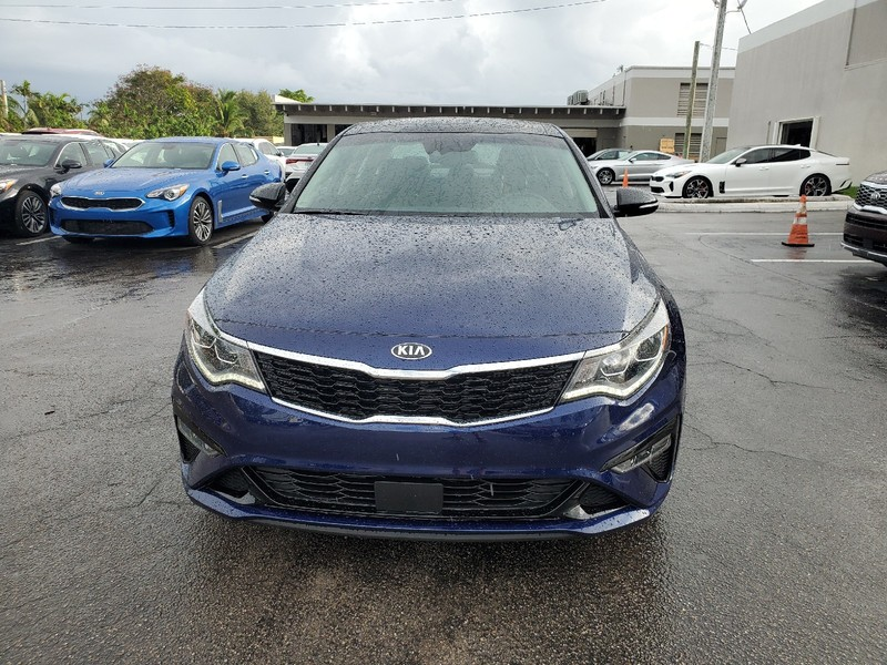 New 2020 Kia Optima SX